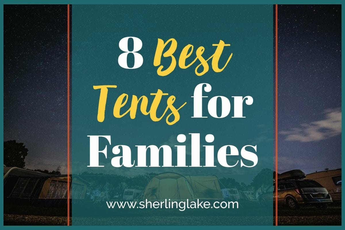Best Tents for Families Cover