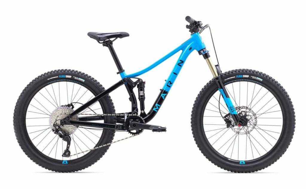 Picture showing the Marin Bikes RIFT ZONE JR