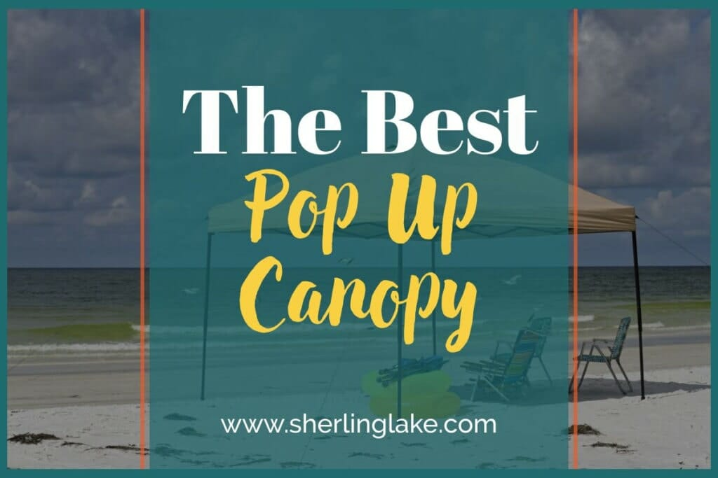 Best Pop Up Canopy Cover