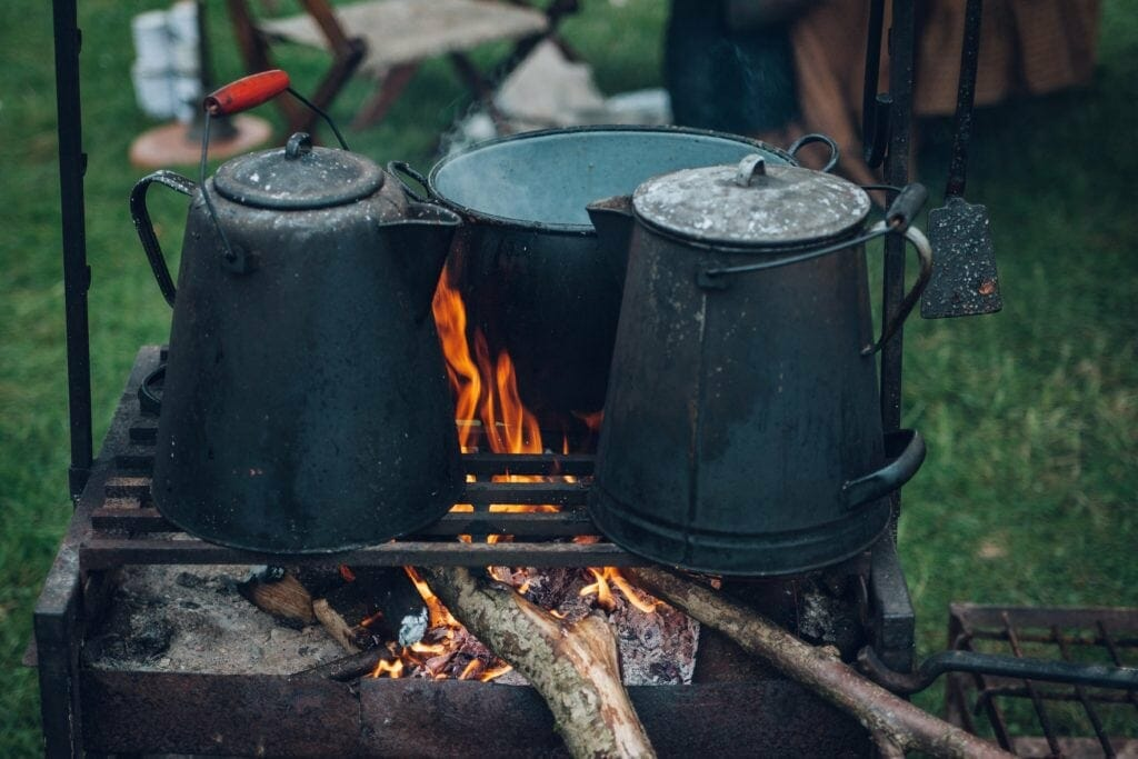 Camping Guide: Cooking