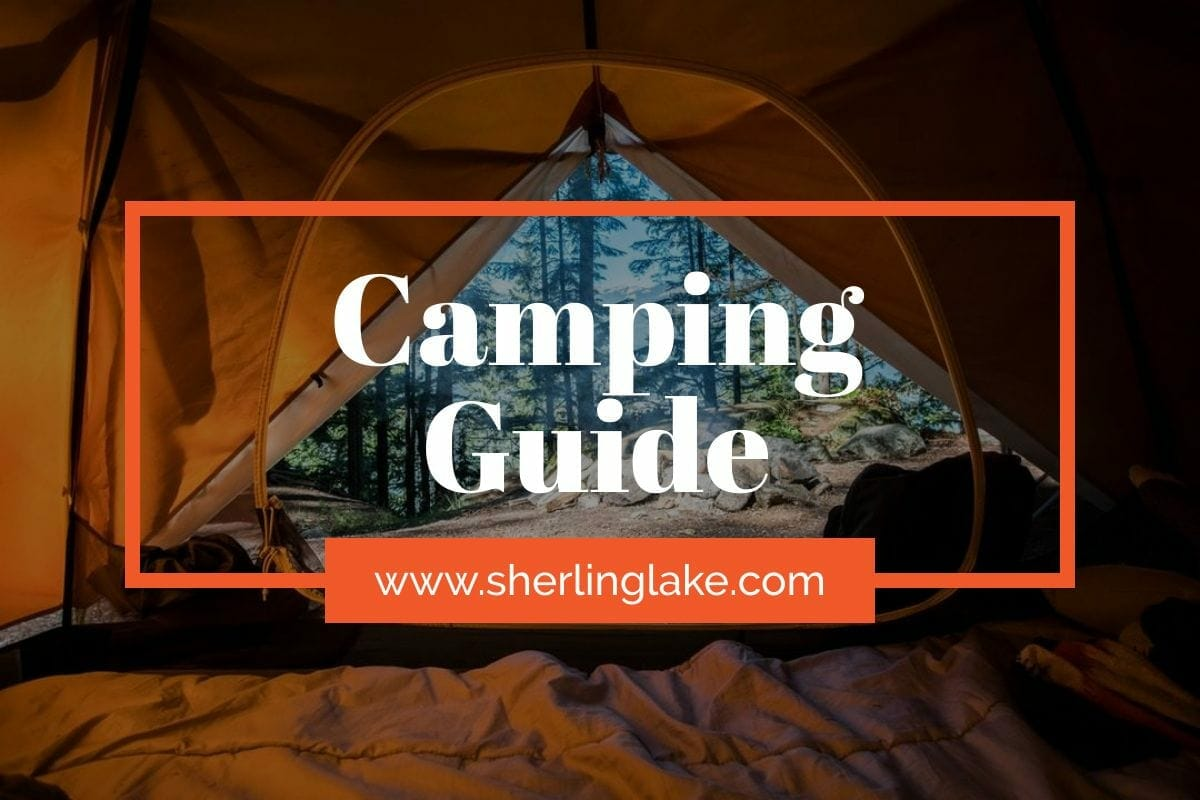 Camping Guide Cover