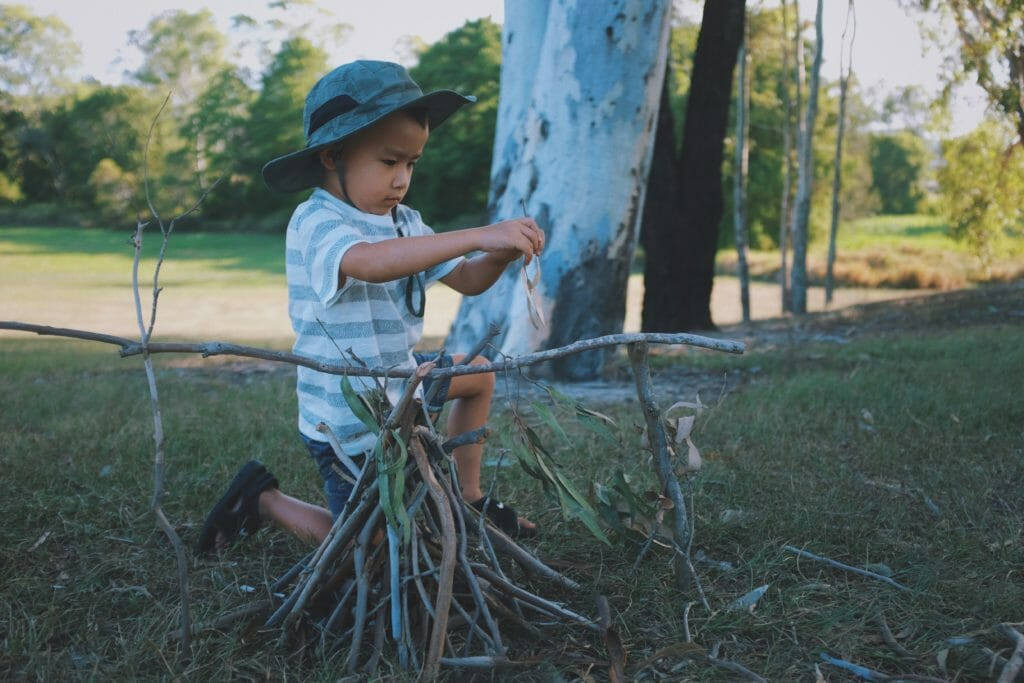 Camping Guide: With Kids