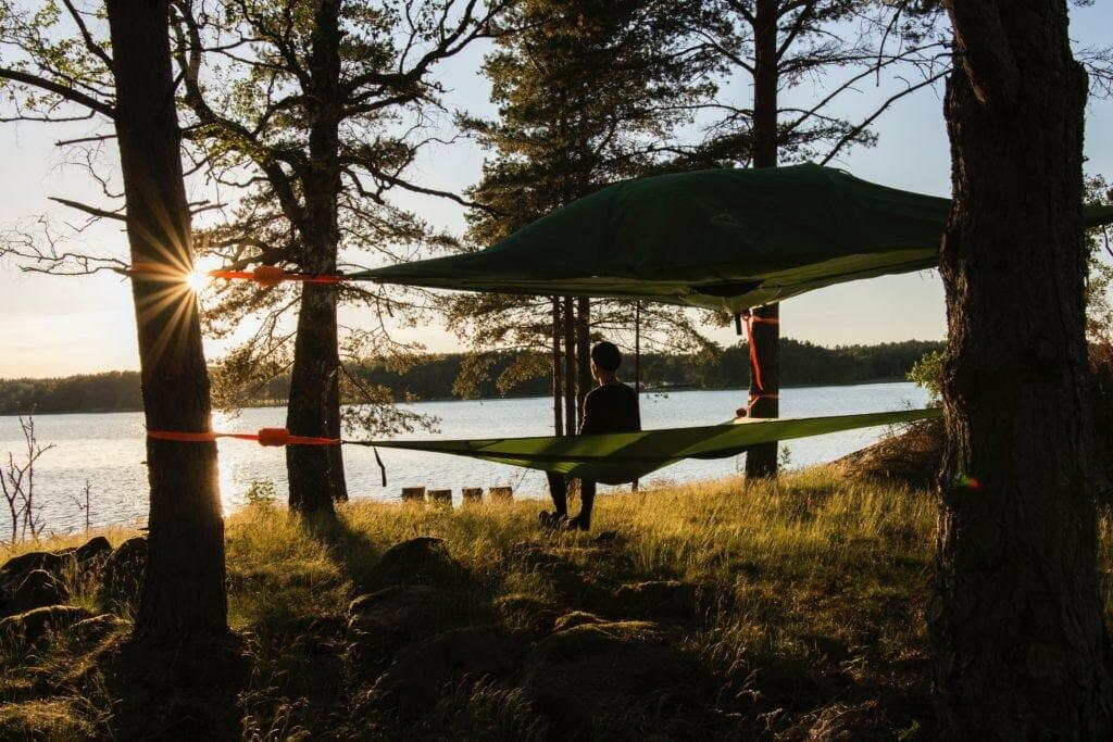Camping Guide: Hammock Camping