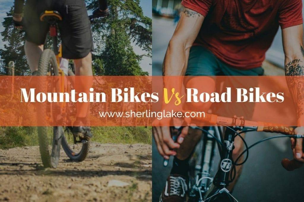 Road Bike Vs Mountain Bike Cover