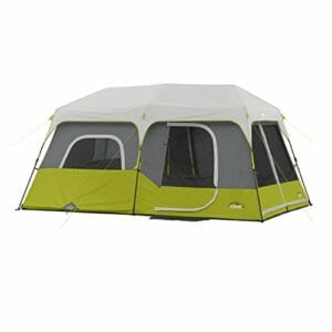 Picture of the CORE 9 PERSON INSTANT CABIN TENT