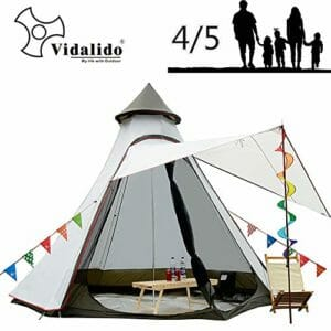 Picture of the VIDALIDO DOME CAMPING TENT